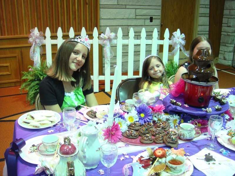 Princess table.